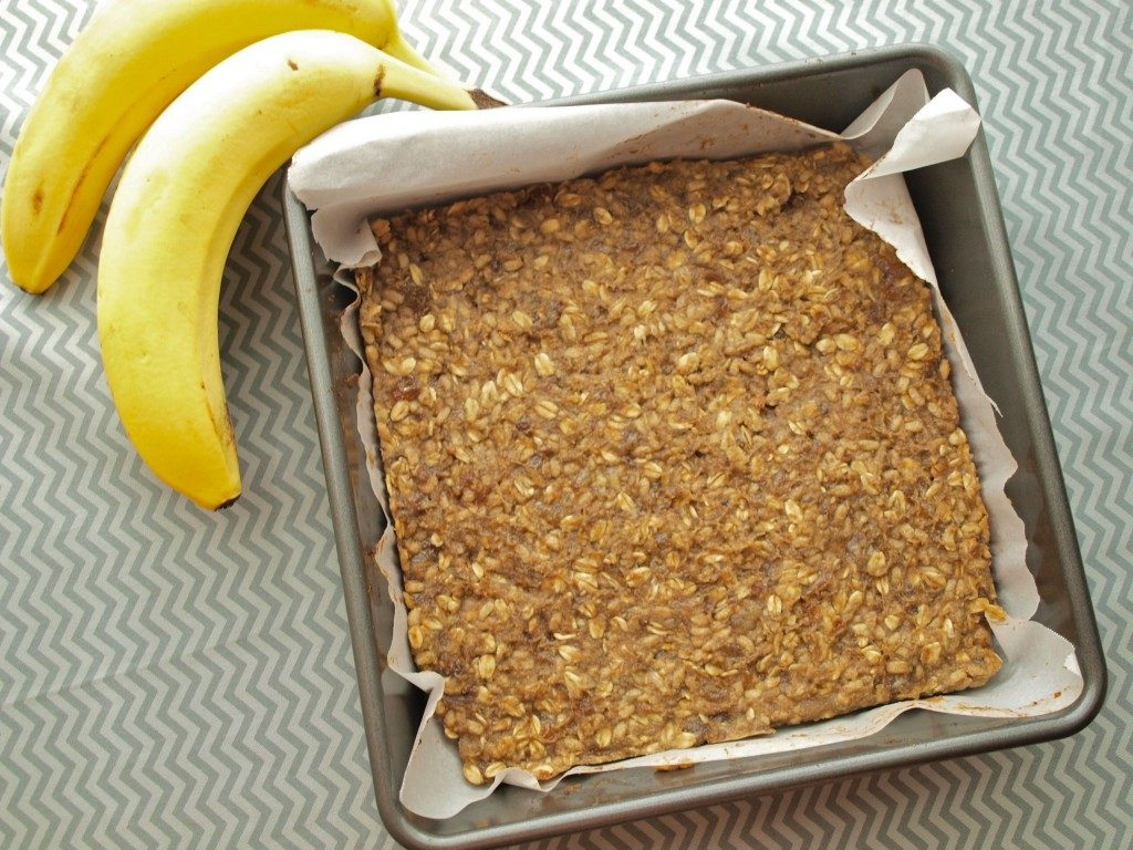healthy banana snack recipes