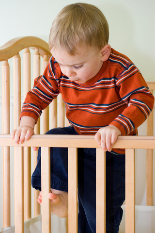 Tips For Transitioning From Crib To Big Kid Bed Just