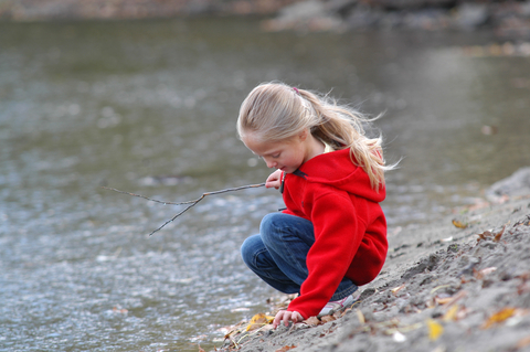 http://www.dreamstime.com/stock-photos-girl-riverbank-image13443473