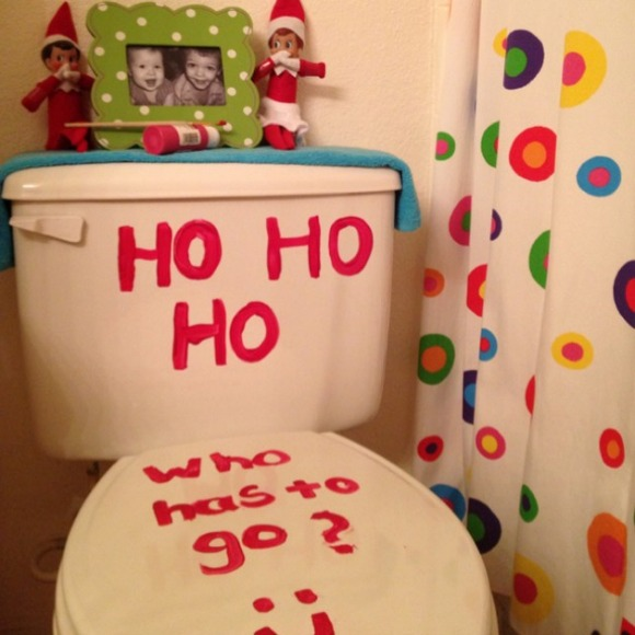 Elf on the shelf reminder 1