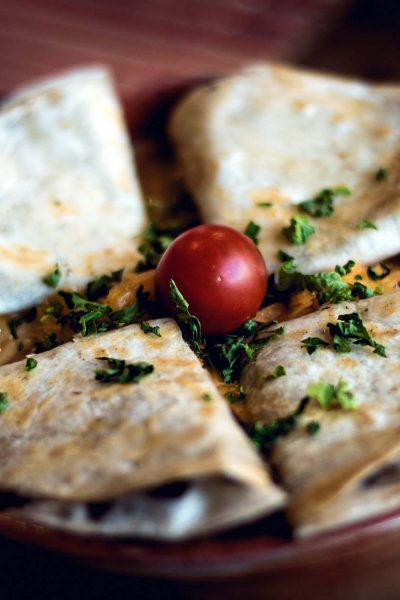 Quick, Easy and Healthy Quesadilla Recipe