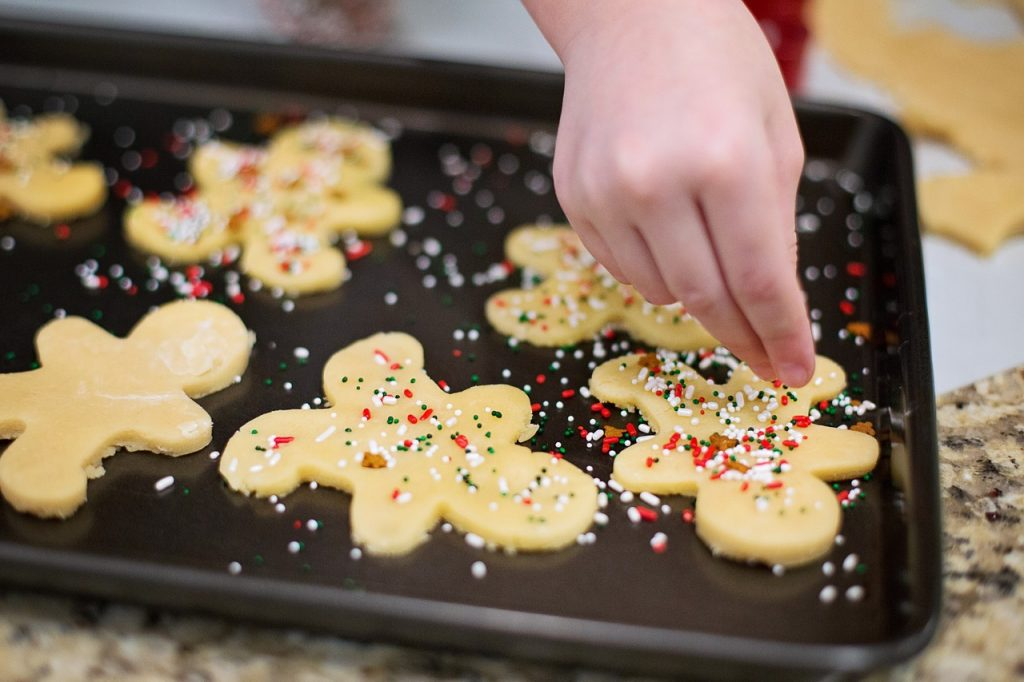 yummy holiday cookies