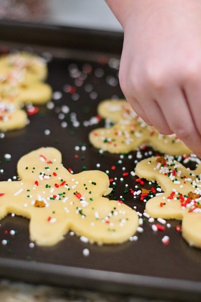 Kids in the Kitchen: Yummy Holiday Cookies