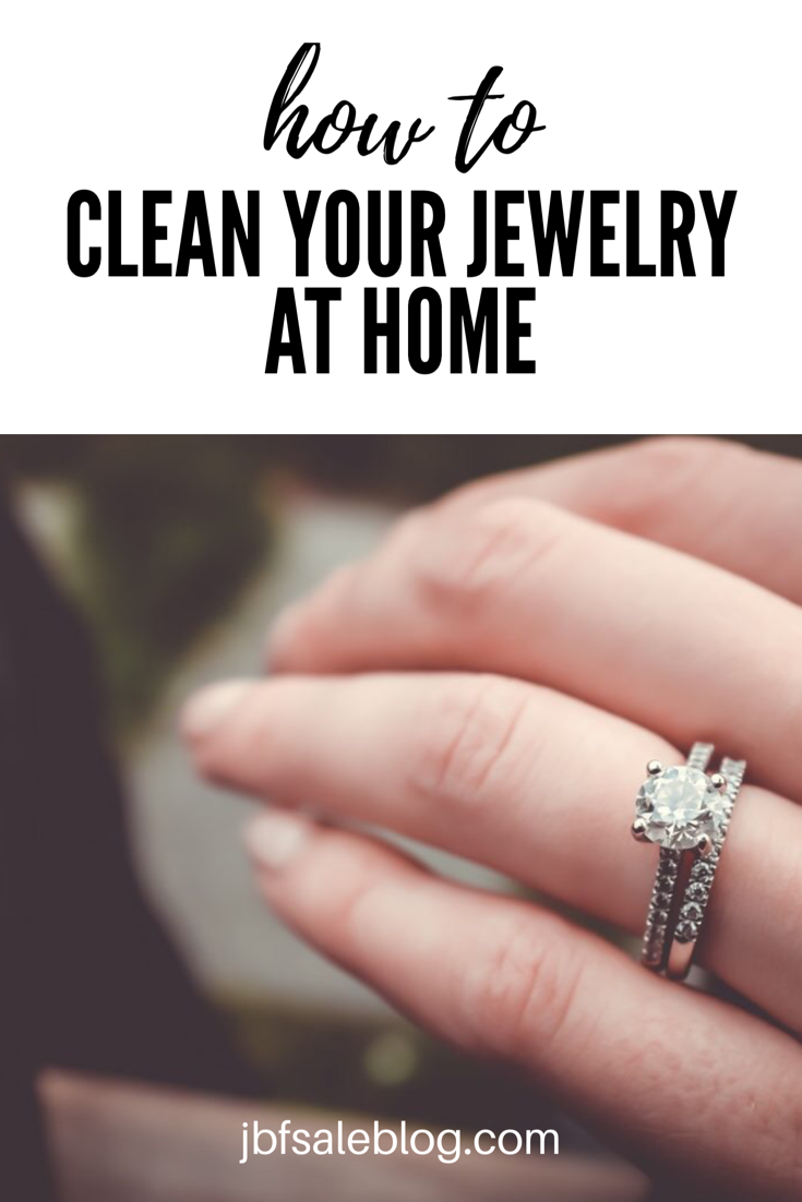 How to Clean Your Jewelry at Home