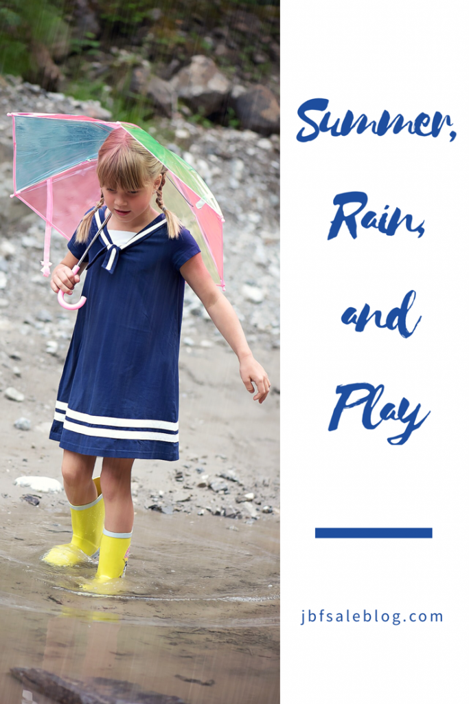 Summer Fun In the Sun or the Rain