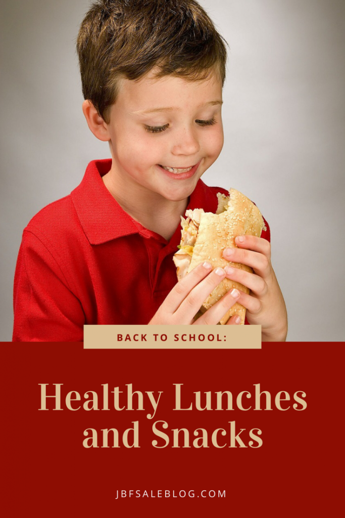 Back to School: Healthy Lunches and Snacks