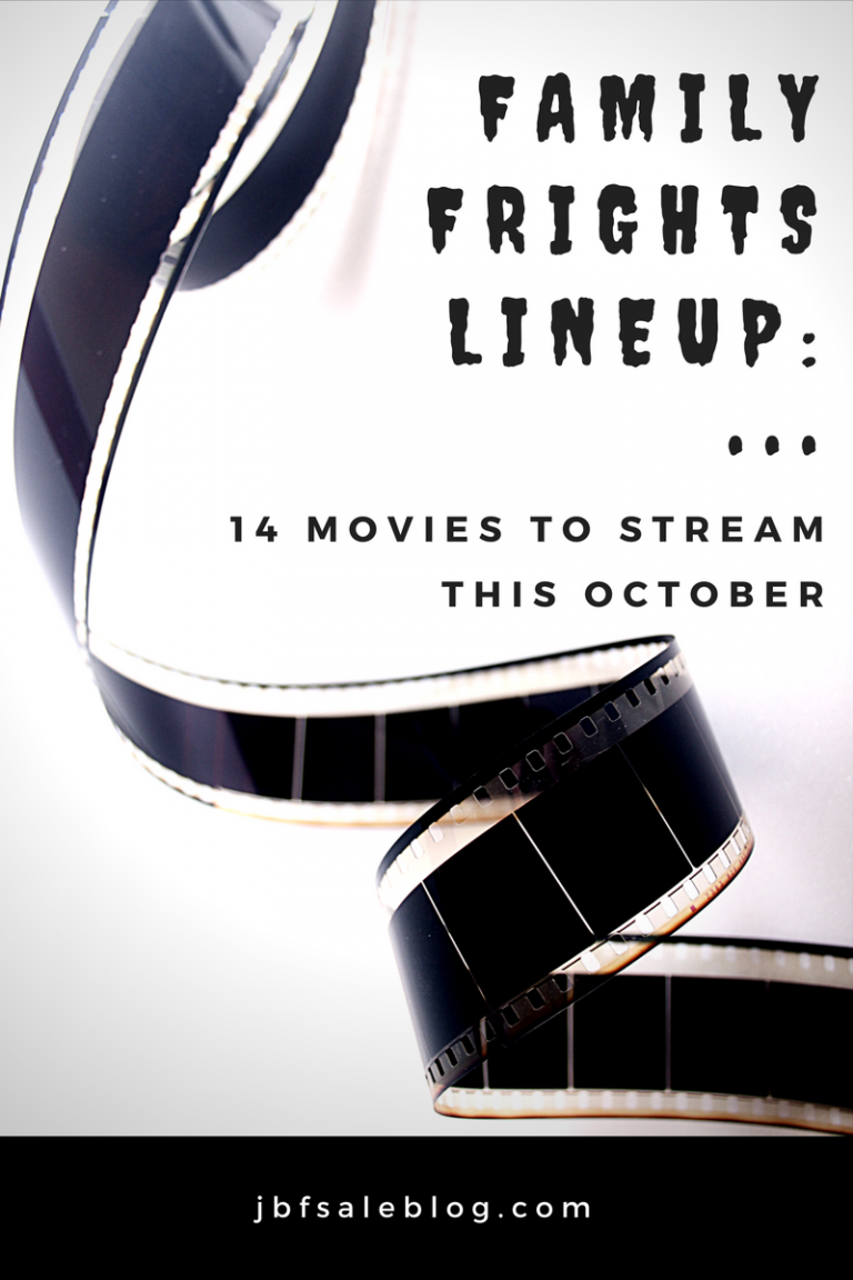 Family Frights Lineup: 14 Movies to Stream This October