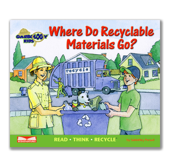 Where Do Recyclable Materials Go? book giveaway