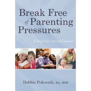 Break Free of Parenting Pressures book giveaway