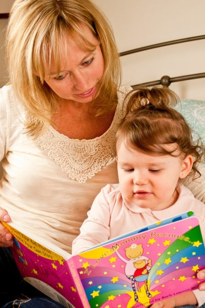 I Love Mommy Because… Photo Board Book giveaway