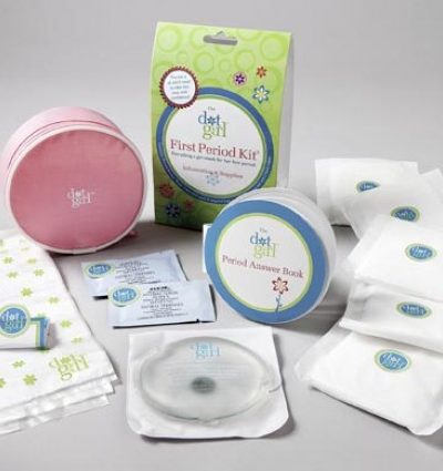 The Dot Girl First Period Kit – Giveaway