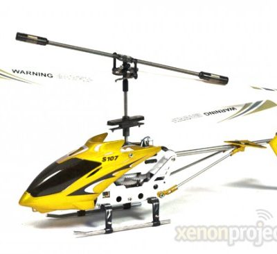 Xenon Project Remote Control Helicopter – Great Gift Giveaway!