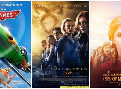 Upcoming Family Films