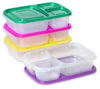 Top Five Lunch Containers