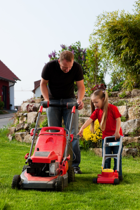 Lawn Safety – Keeping Kids Safe