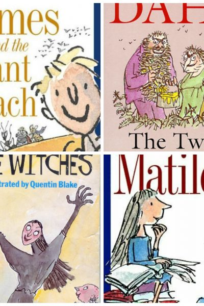 Timeless Stories to Share with Kids From Roald Dahl