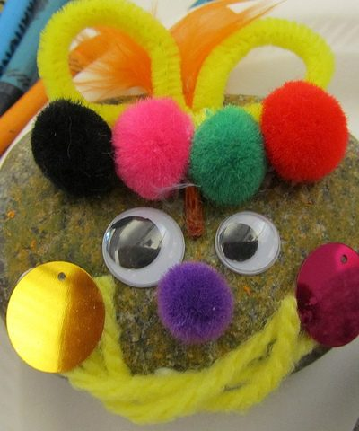 Spring Inspired Crafts for Children