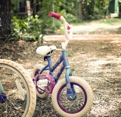 Bike Activities with Your Children