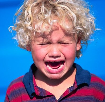 How to Deal With Tantrums