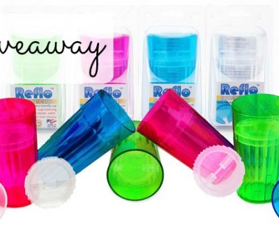 Reflo Smart Cup Giveaway