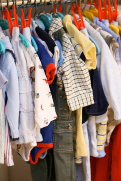 Let's Make Some $$$$ Cleaning Out Our Closets!