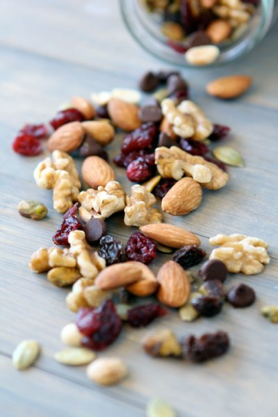 Healthy Trail Mix Snacks
