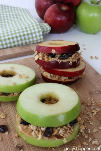 Fun, Fruity After School Snacks