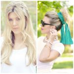 4 Perfect Hairstyles for the On-the-Go Mom