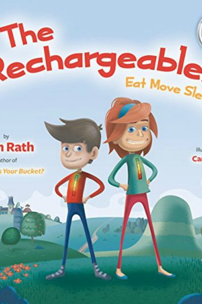 The Rechargeables: Eat Move Sleep – Book Giveaway