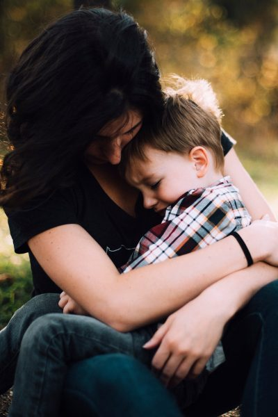 Dealing with an Upset Child: The Balancing Act