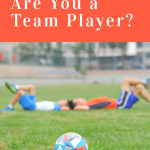 Youth Sports: Are You a Team Player?