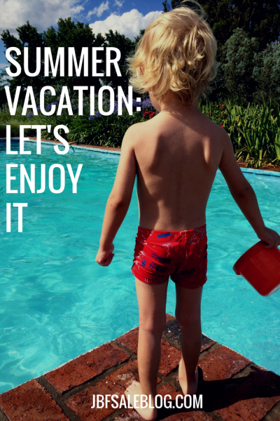 Tips to Making Summer Fun and Stress Free