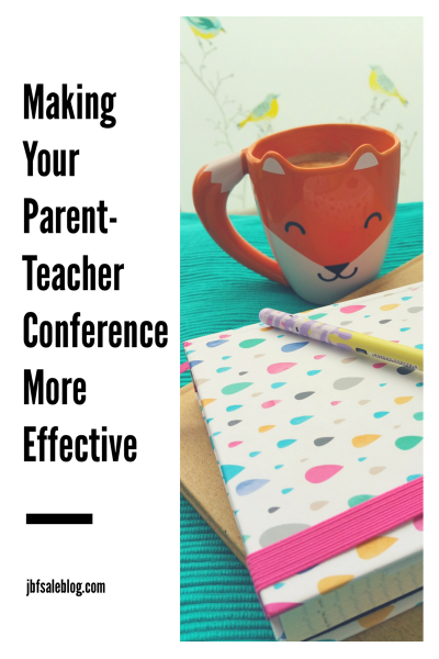Making Your Parent-Teacher Conference More Effective