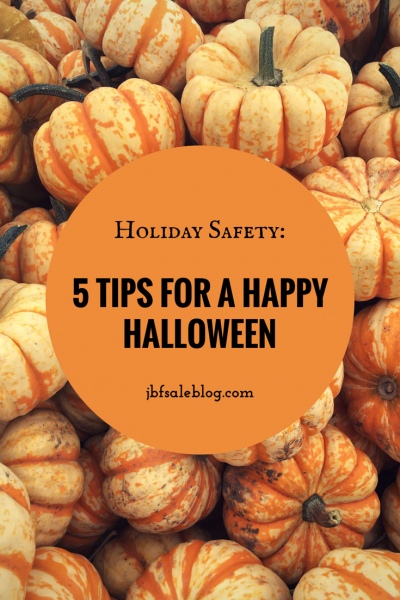 Holiday Safety: 5 Tips For a Happy Halloween
