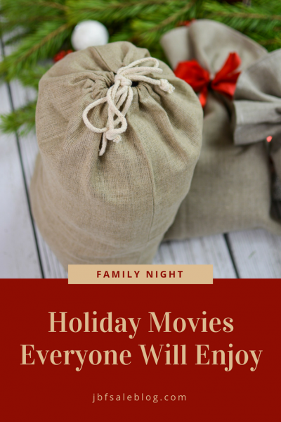 Family Night: Holiday Movies Everyone Will Enjoy