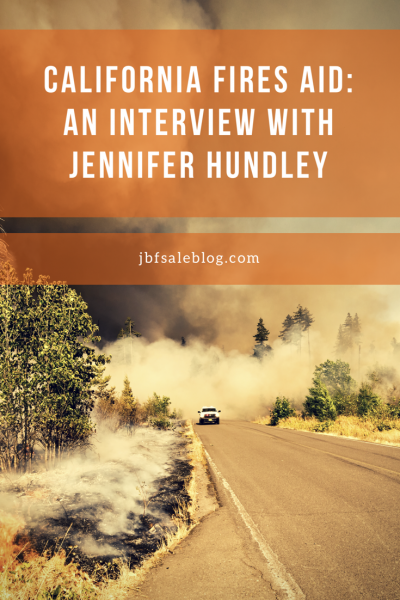 California Fires Aid: An Interview with Jennifer Hundley