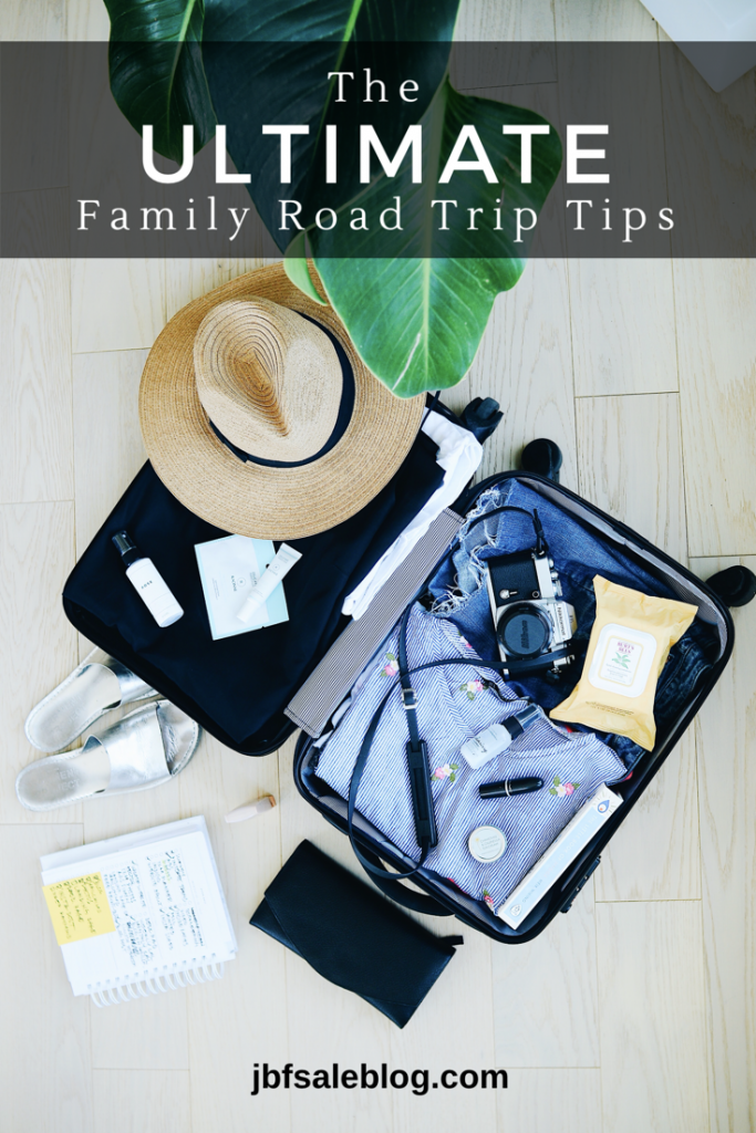 The Ultimate Family Road Trip Tips