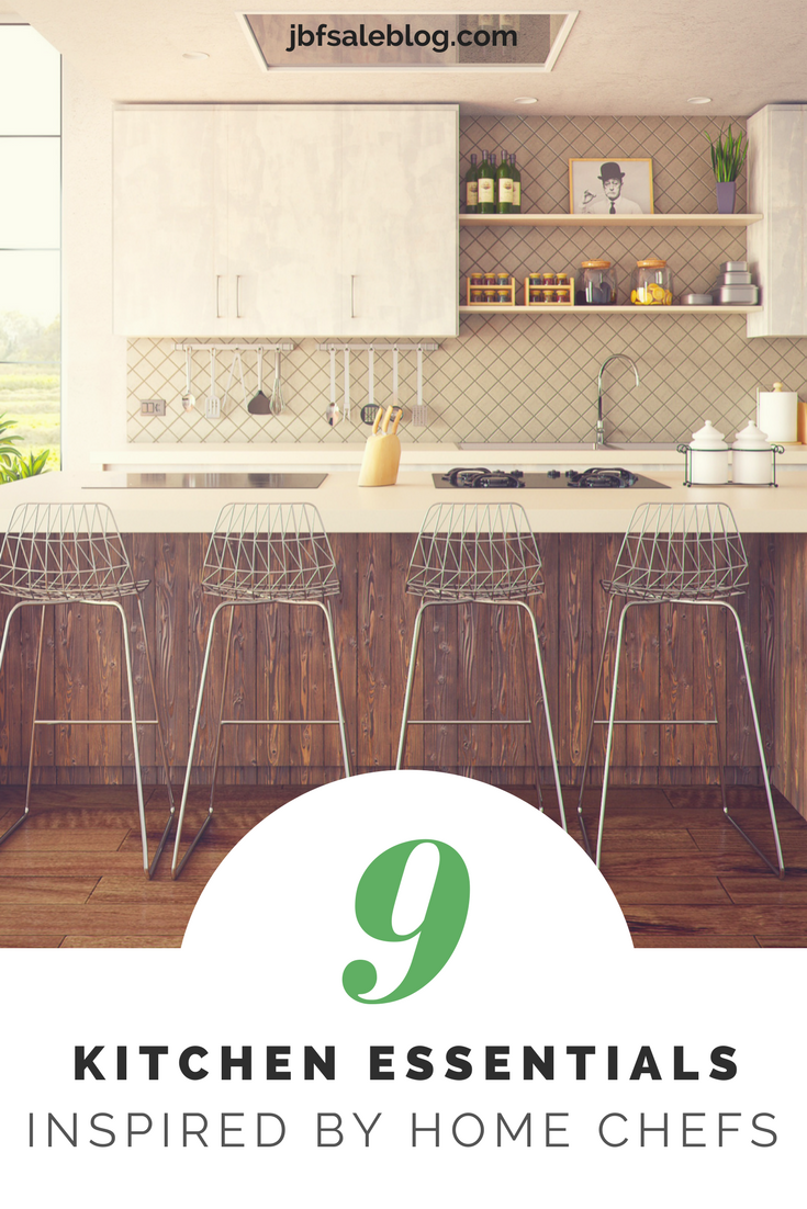 9 Kitchen Essentials Inspired by Home Chefs
