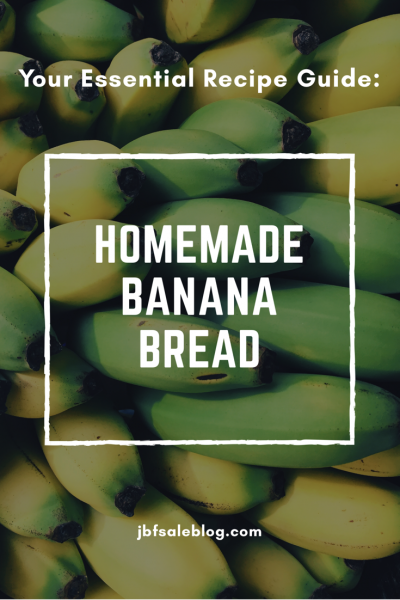 Your Essential Recipe Guide: Homemade Banana Bread