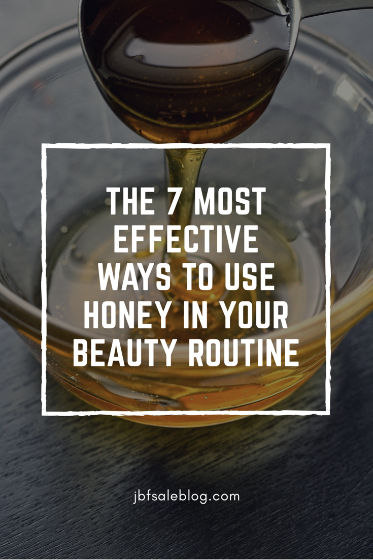 The 7 Most Effective Ways to Use Honey in Your Beauty Routine