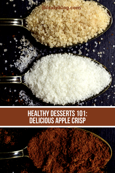 Healthy Desserts 101: Delicious Apple Crisp