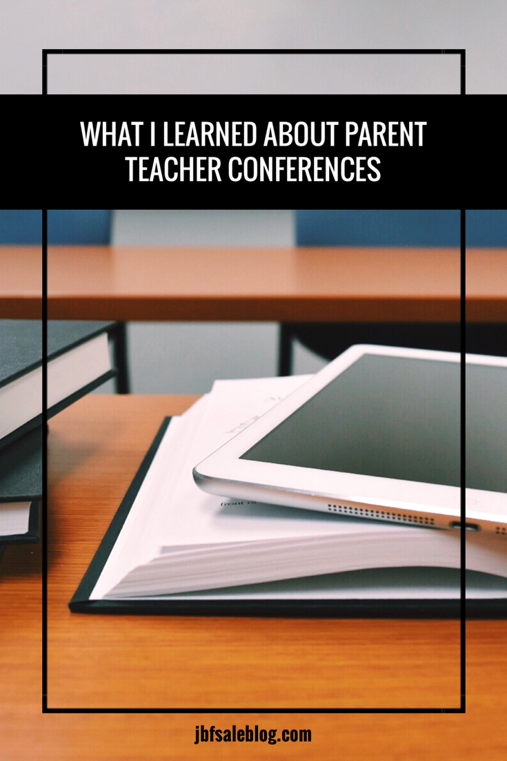 What I Learned About Parent-Teacher Conferences