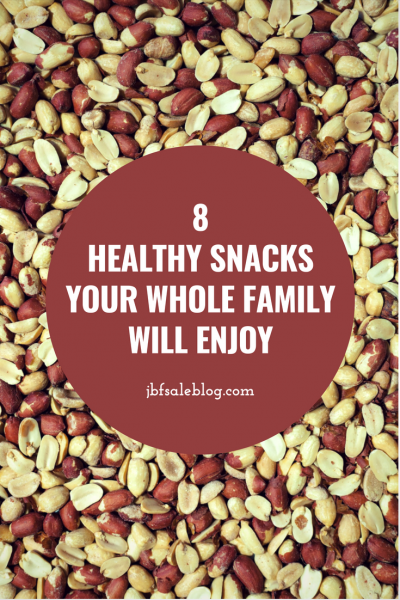 8 Healthy Snacks Your Whole Family Will Enjoy