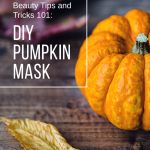 DIY Pumpkin Mask
