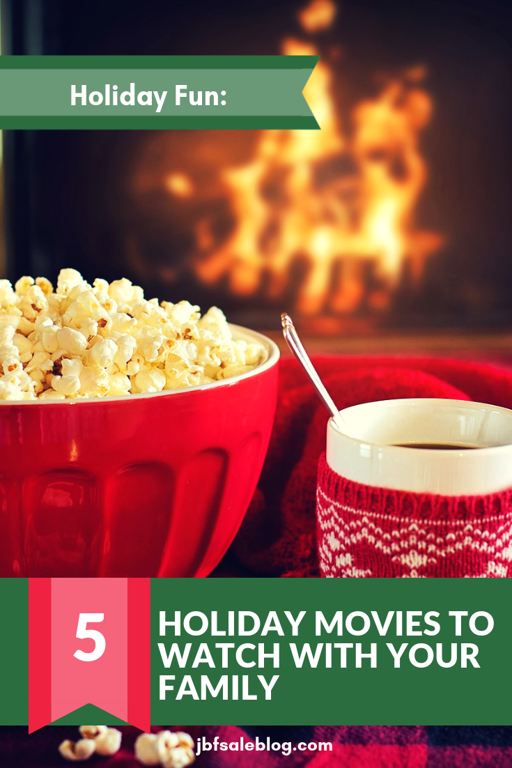 5 Holiday Movies to Watch With Your Family