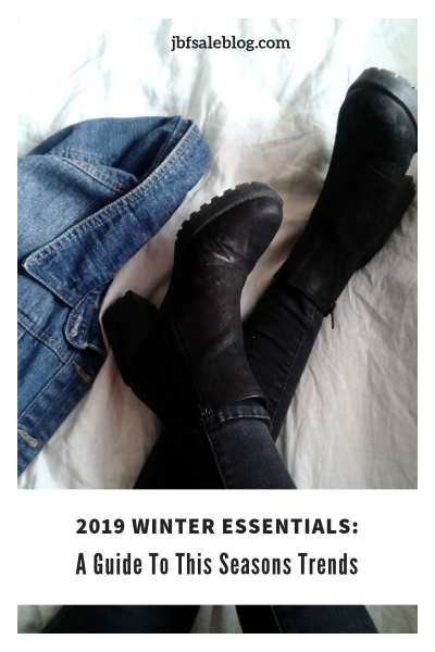 2019 Winter Essentials: A Guide to This Seasons Trends