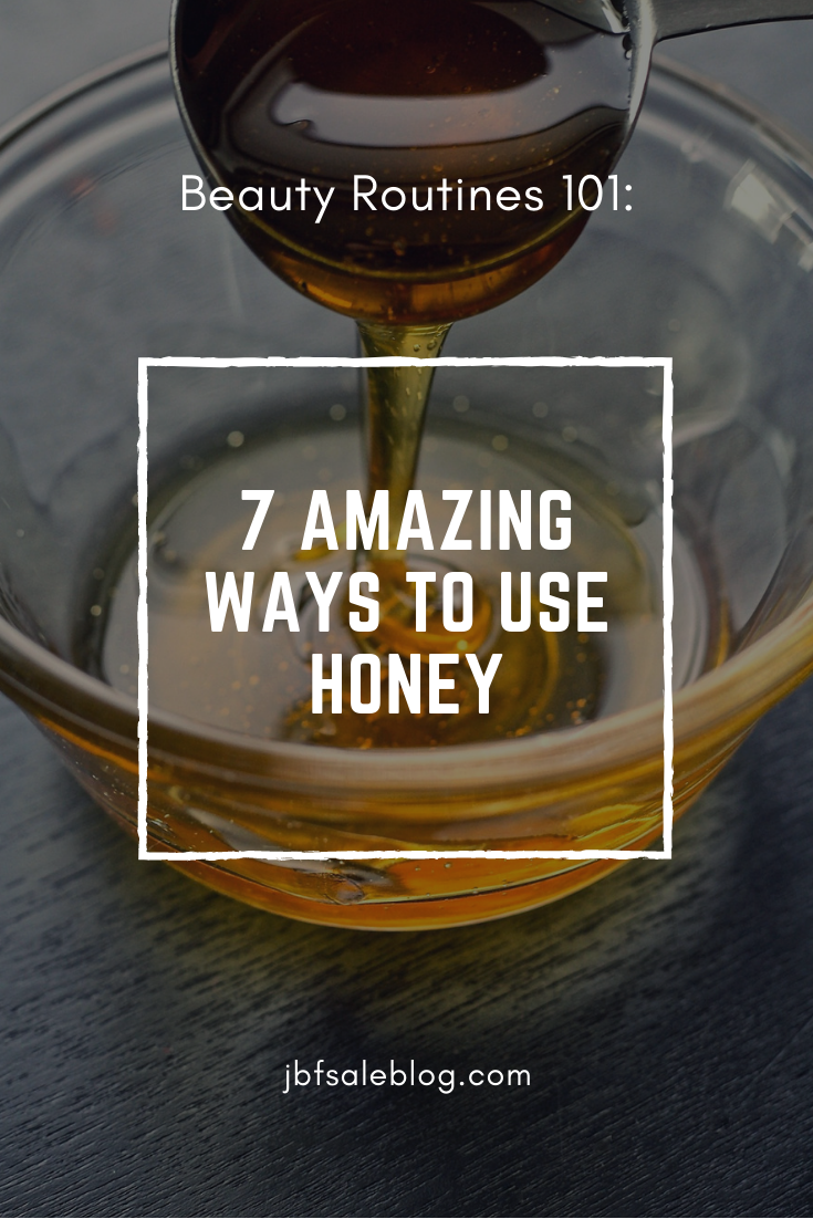 7 Amazing Ways to Use Honey
