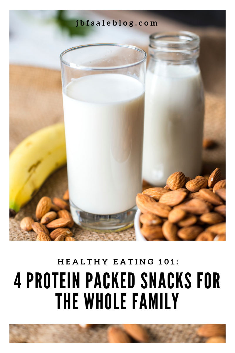 Protein Packed Snacks