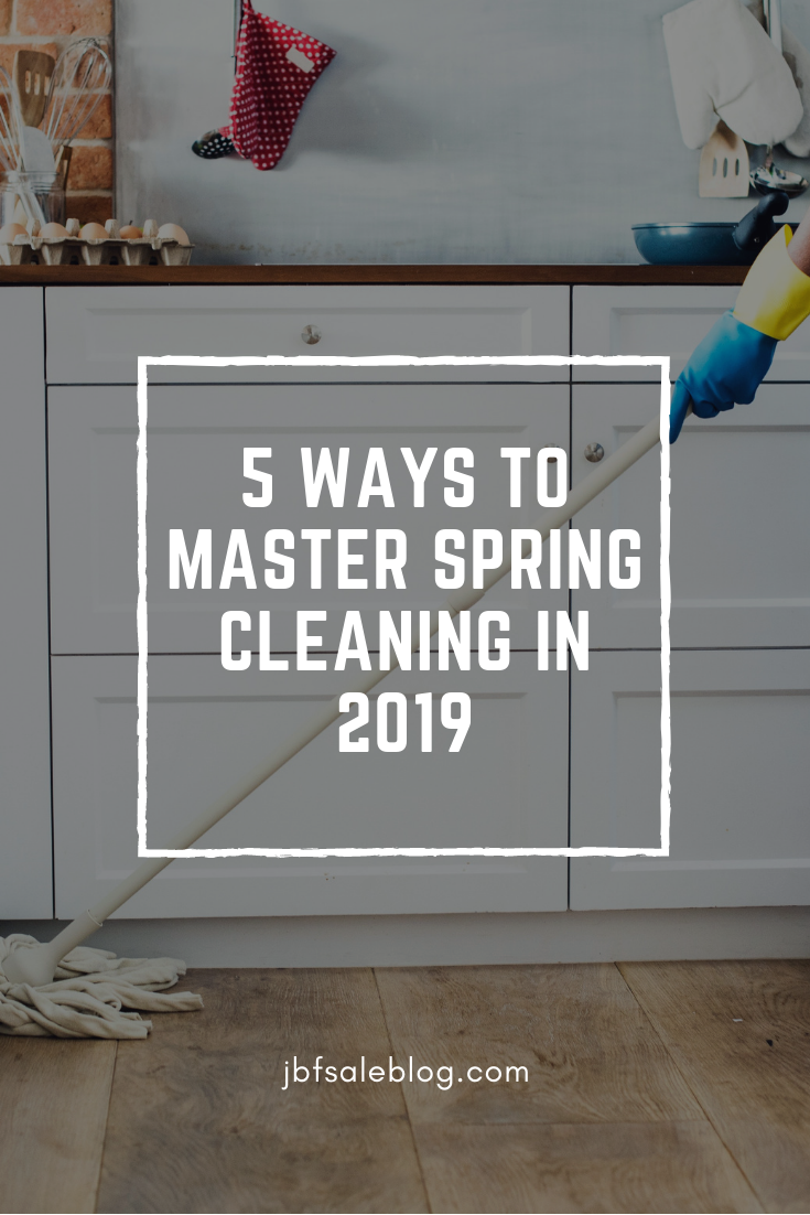 Master Spring Cleaning